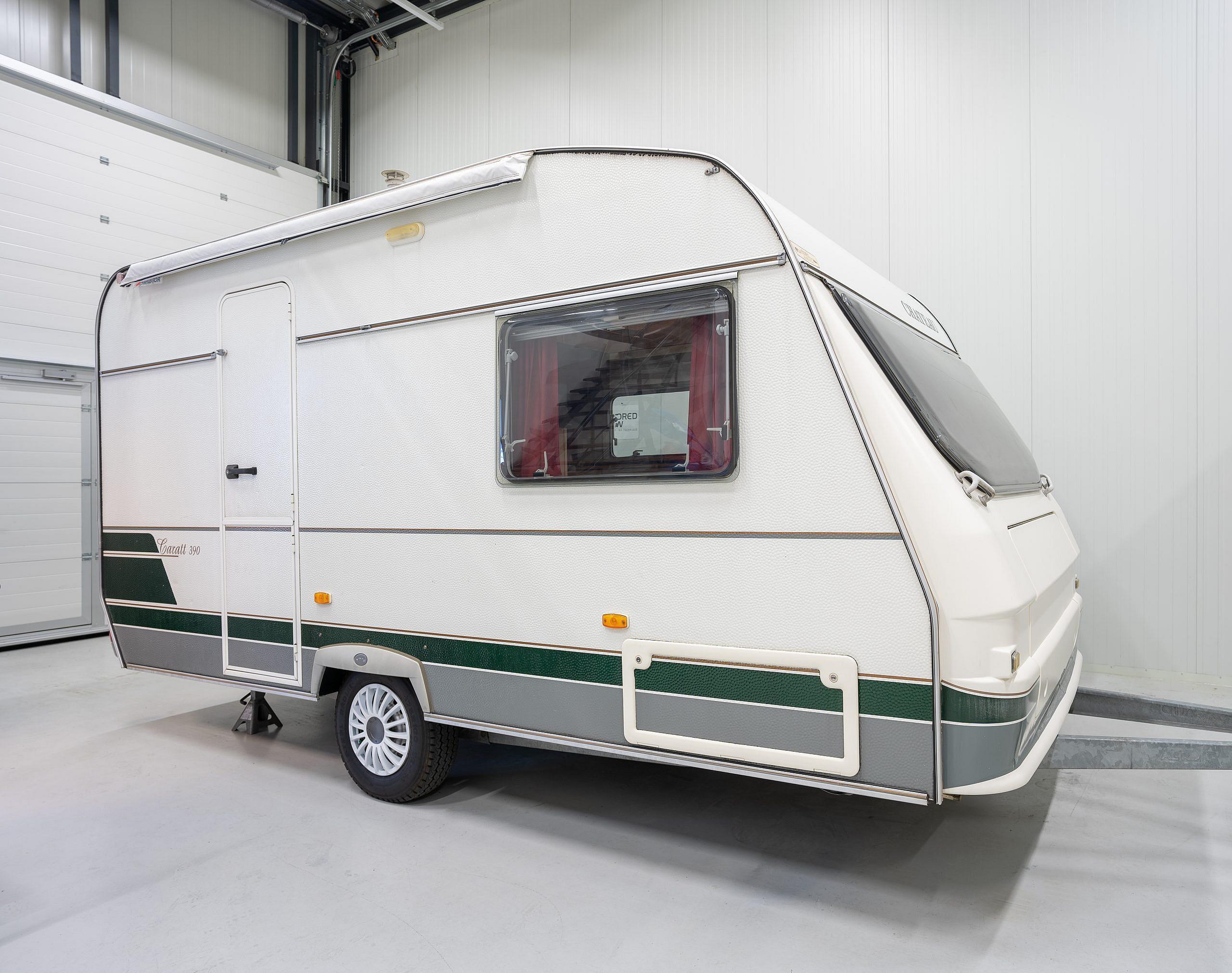 Caravan voor